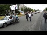 г.Тольятти-2013г.фестиваль гандбола и автопарад .